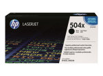HP 504X Dual Pack Black Toner Cartridge - CE250XD