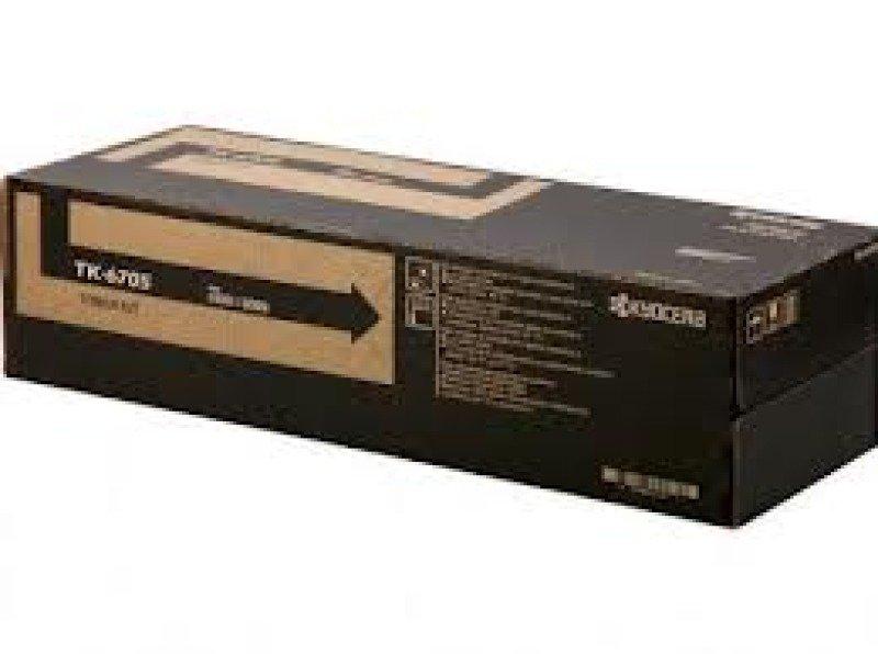 Kyocera TK 6705 Black Toner cartridge