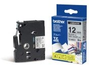 Brother TZ-M931 12mm Black on Silver Matt Laminated Tape