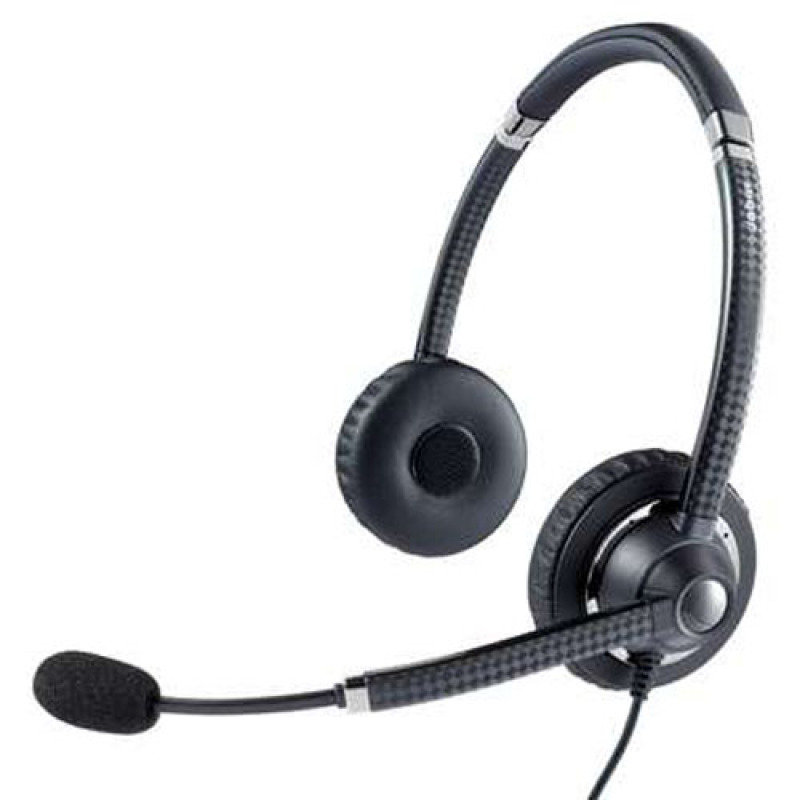 Jabra UC Voice 750MS DUO Dark Headset