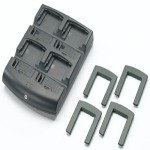 Kit:4 Slot Battery Charger Es - Intl In