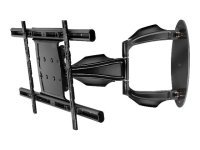 Peerless Smartmount Articulating Wall Mount Black