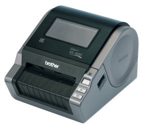 Brother P-Touch QL-1050 300dpi Mono Label Printer Serial and USB