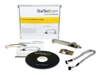 Startech ST1000SMPEX - Mini PCI Express Gigabit Ethernet Network Adapter Card