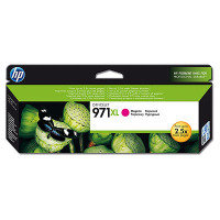 HP 971XL Magenta Ink Cartridge - CN627AE