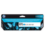 HP 971 Cyan Ink Cartridge - CN622AE