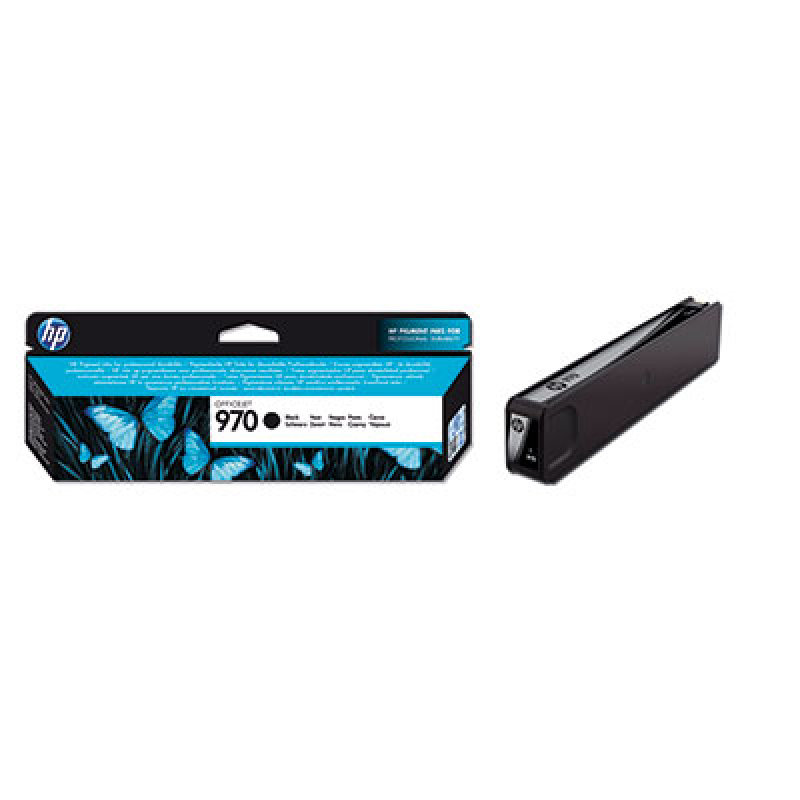 HP 970 Black Ink Cartridge - CN621AE