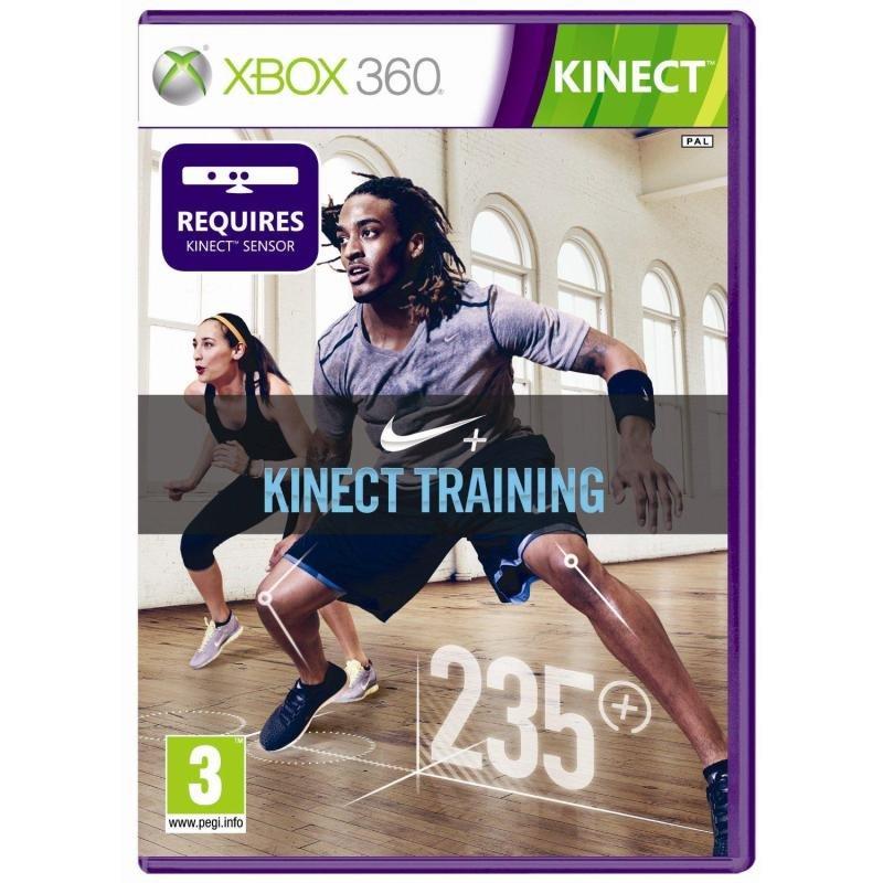 Nike + Kinect Training.