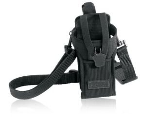 FABRIC HOLSTER - SECURE TO BELT - INCL. SHOULDERSTRAP MC3000 ROHS IN