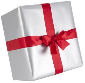 Gift Wrapping Service (silver)