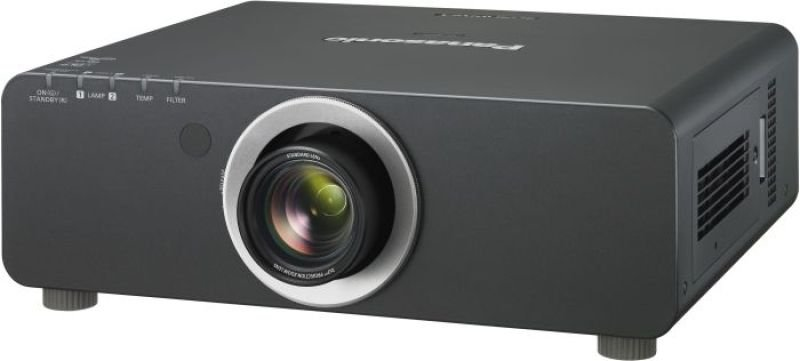Image of Panasonic PT-DW740EK 7000 Ansi Lumens Wxga Projector