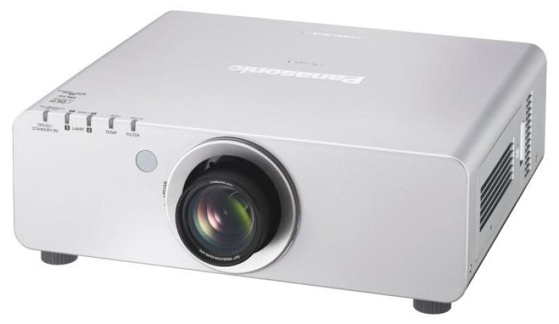 Panasonic PT-DW640ES 6000 Ansi Lumens Wxga Projector