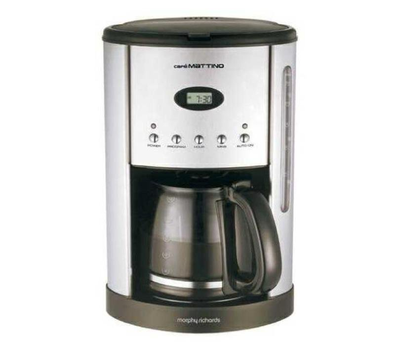 Filter Coffee Maker Flipkart : Morphy richards coffee maker price comparison results