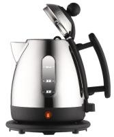 Dualit 1 Litre Mini Jug Kettle Polished Stainless Steel And Black