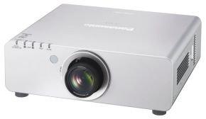Panasonic PT-DW640ELS 6000 Ansi Lumens Wxga Projector