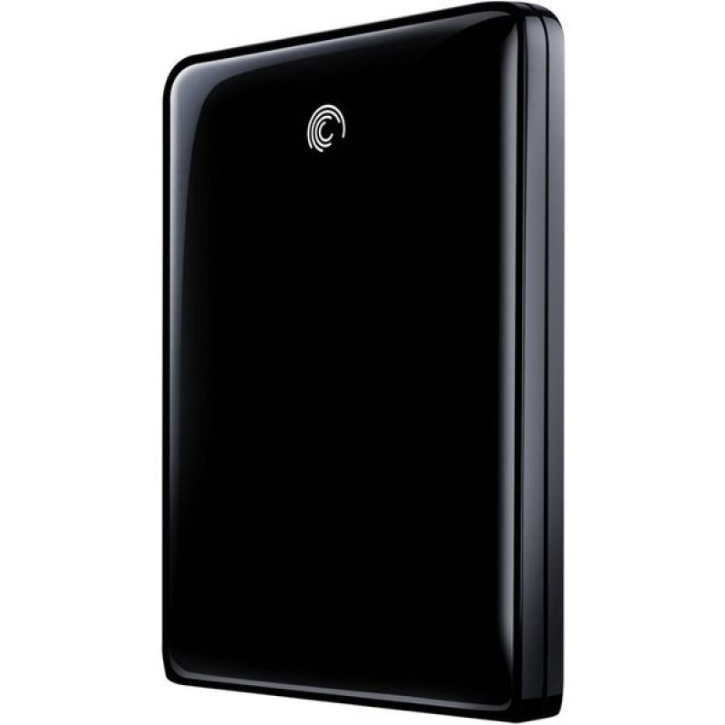 Seagate 250GB FreeAgent GoFlex Portable Hard Drive - USB 2.0 - Black Retail