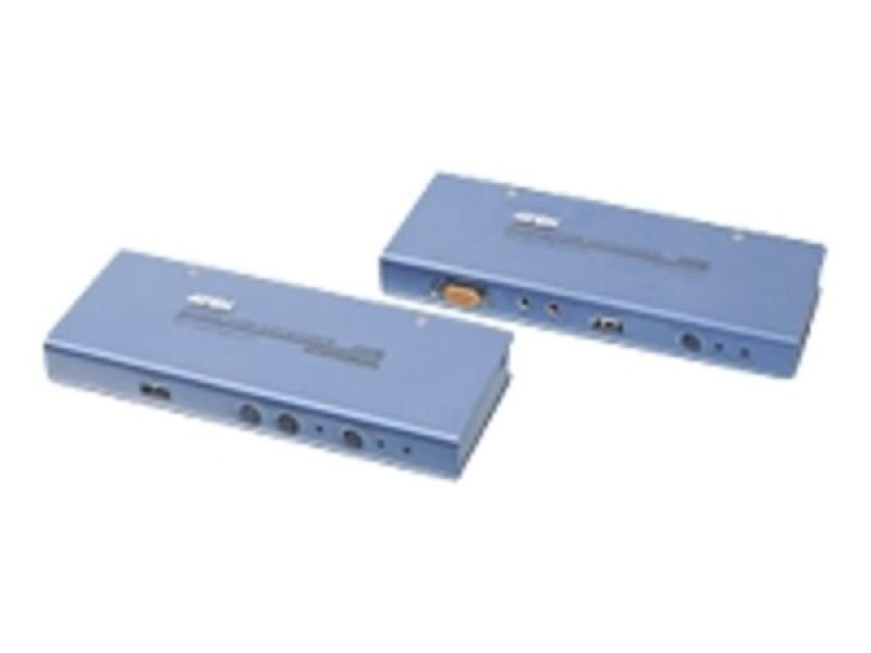 Aten Usb Cat 5 Kvm Extender 250m + Audio