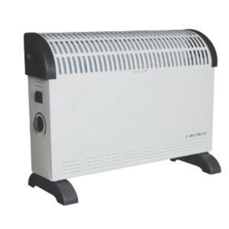 Crown 2kw Convector Heater White Ebuyer