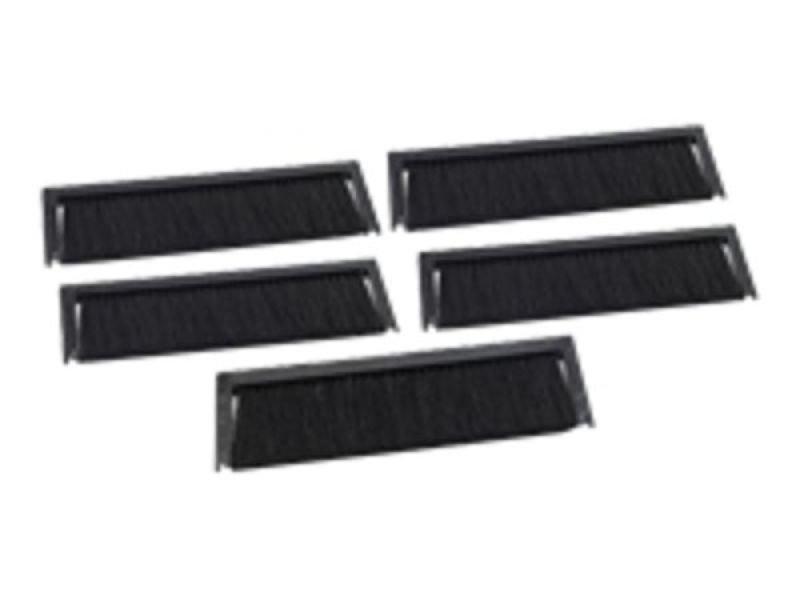 APC NetShelter SX - Rack roof brush strip - black