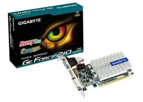 Gigabyte GeForce G210 1GB DDR3 Graphics Card