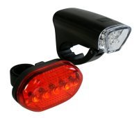 Gone Biking RY577 Quick Fit Cycle Light Set