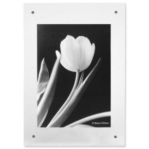 Photoalb Acrylic Wall Frame A4 Clear