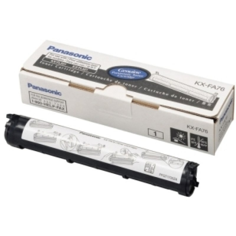 Panasonic KXFA76X Toner Cartridge