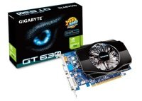 Gigabyte 	GT 630 2GB GDDR3 1600MHz DVI HDMI D-SUB PCI-E Graphics Card