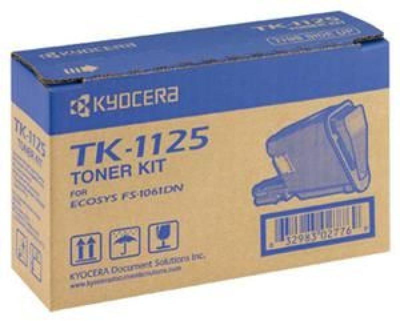 Kyocera TK-1125 Black Toner cartridge