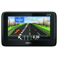 TomTom  GO LIVE 1005 World Sat Nav GPS 5 inch Screen (on EU Maps only)
