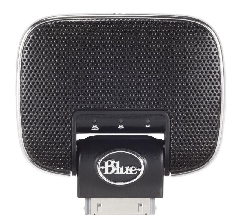 Image of Blue Microphone Mikey Digital Cardioid USB Microphone for iPad/iPhone