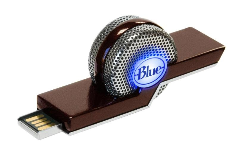 Image of Blue Microphones Tiki Ultra Compact USB Microphone