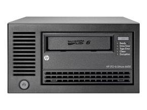 HPE StoreEver LTO-6 Ultrium 6650 External Tape Drive