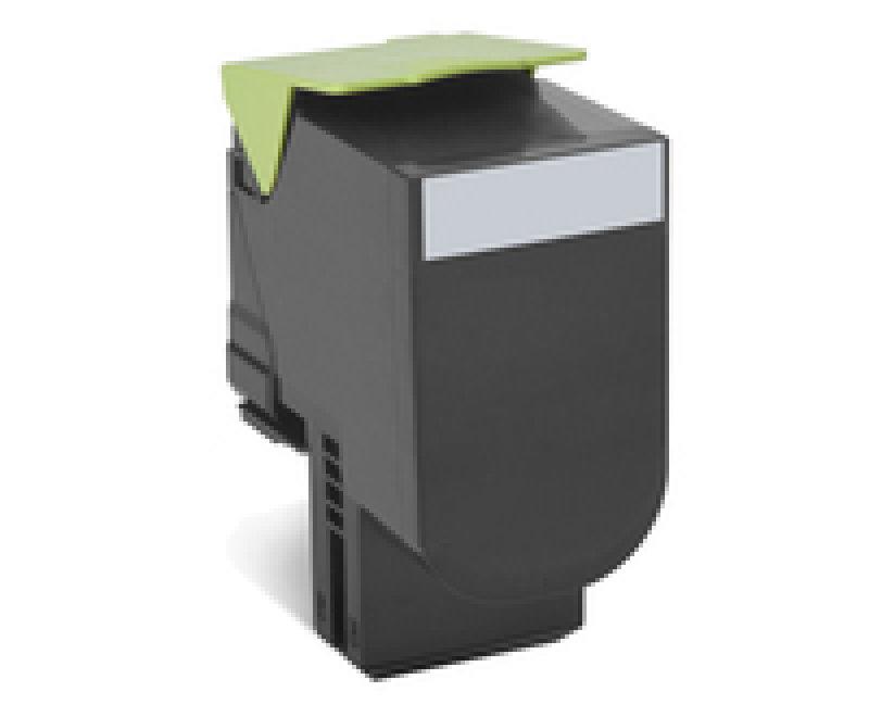 Lexmark 702HKE Black High Yield Toner Cartridge