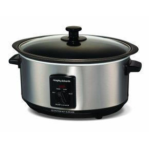 Morphy Richards Brushed S/S Sear & Stew 3.5L