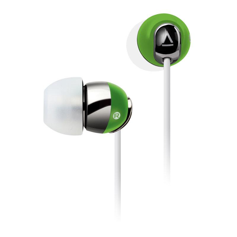 Image of Creative Hs-660i2 Green Earphones Made For Ipod/iphone/ipad
