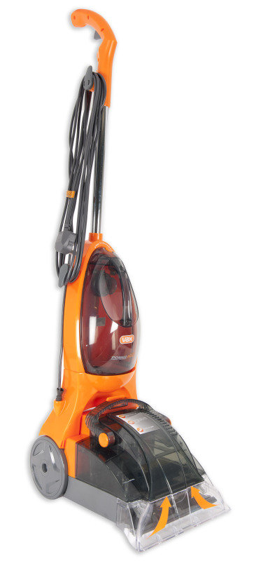 VAX VRS5W Rapide Carpet Washer  Includes Vax AAA spring clean carpet cleaner