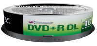 Sony DVD+R Double Layerspindle 10