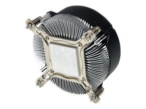 95mm Cpu Cooler Fan For Socket - Lga1156/1155 With Pwm Uk
