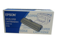 Epson EPL-6200 Black Laser Toner Cartridge 6000 Pages