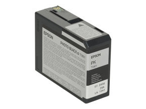 Epson T5801 80ml Photo Black Ink Cartridge