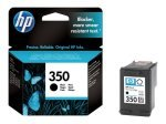 HP 350 Black Ink Cartridge - CB335EE