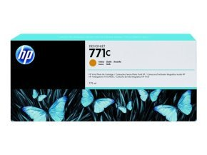HP 711C 775ml Yellow Ink Cartridge