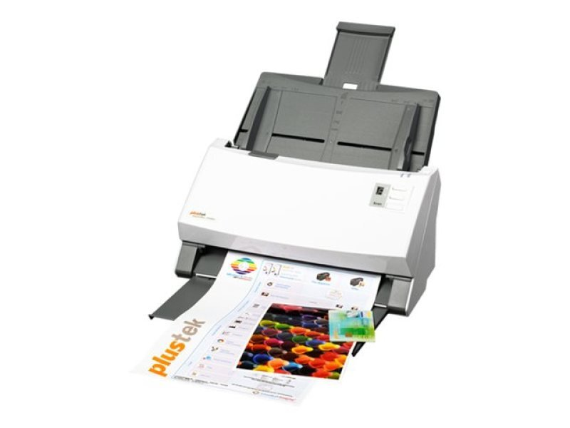 PlusTek Smartoffice Ps406u Document Scanner