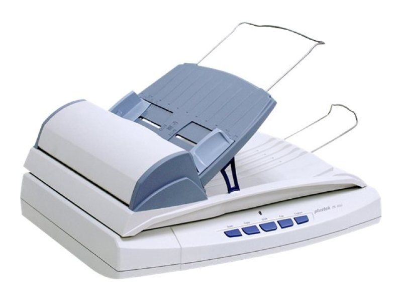 Plustek Smartoffice Pl806 Document Scanner