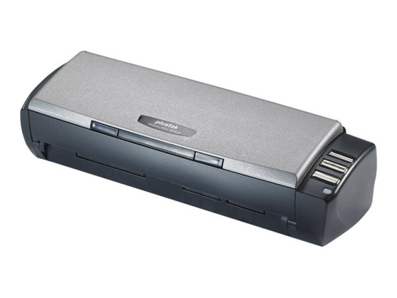 PlusTek Mobileoffice Ad450 Duplex Color Scanner