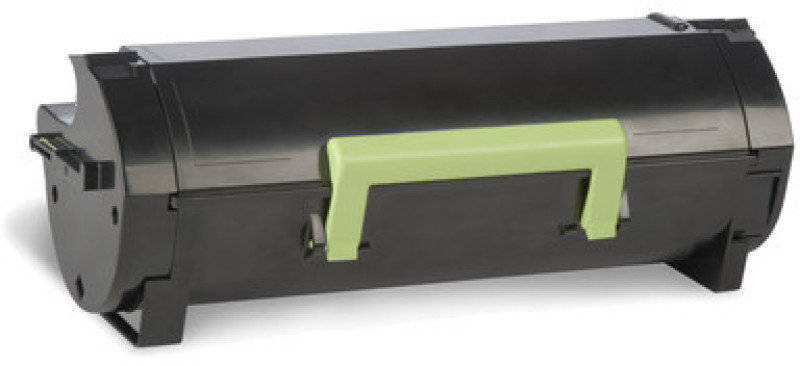 Lexmark 502X Black Toner cartridge