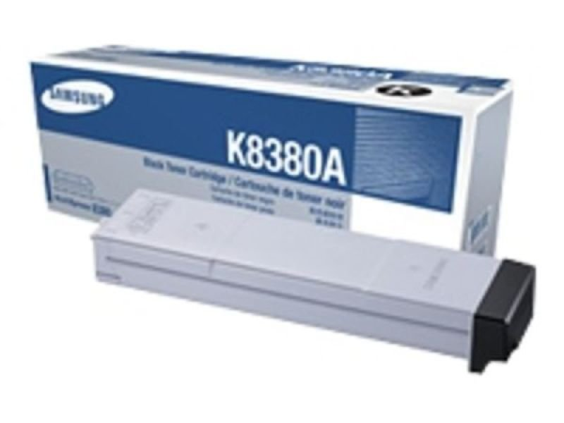 Samsung CLX-K8380A Black Laser Toner Cartridge 20,000 Pages