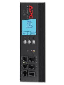 APC Rack PDU 2G, Metered, ZeroU, 22.0kW(32A) 17.3kW(24A), 230V, (30) C13 & (12) C19