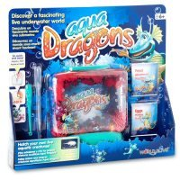 Aqua Dragons W4001 Underwater World - Hatch and care for your own prehistoric pets.